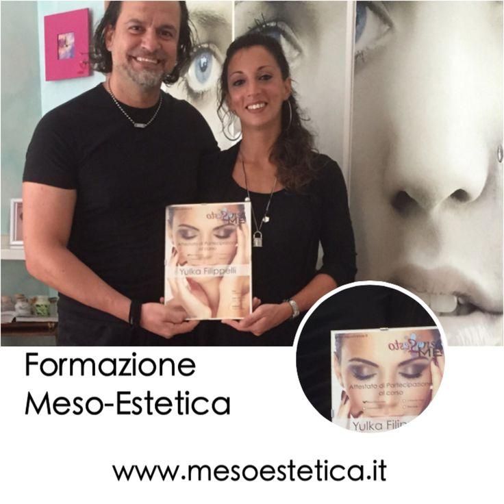 Formazione Meso-Estetica, la nuova frontiera per la tua bellezza...