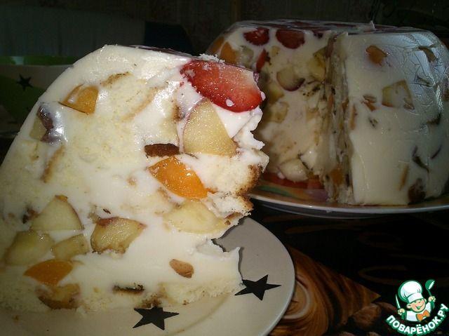 Крымский заливной торт - нереально вкусный, ароматный, просто наслаждение!!! . Обсуждение на LiveInternet - Российский Сервис Онлайн-Дневников