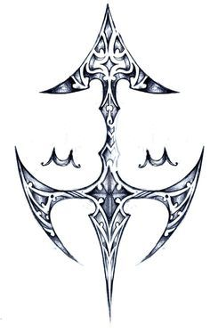 sagittarius zodiac signs   Sagittarius zodiac sign tattoo sketch - done by ~elenoosh on ...