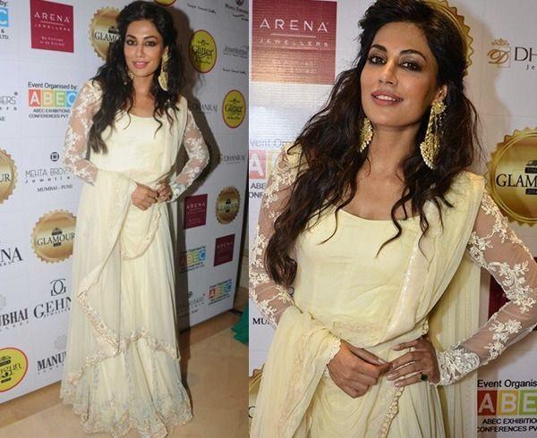 Chitrangada Singh at glamour exhibition | #NeetaLulla #FashionDesigners