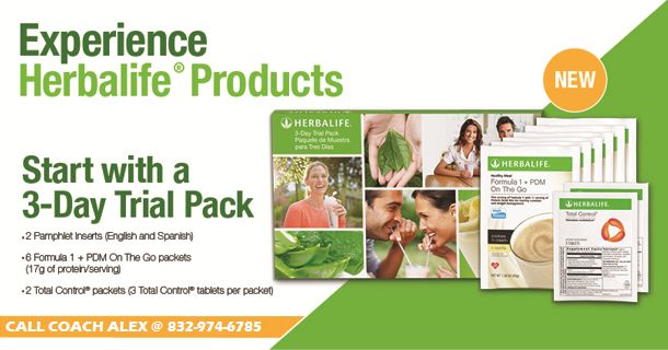Start your 3 Day Challenge today !! | Herbalife Promotions | Pinterest