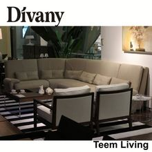 Divany mejores muebles baratos / sofás modulares modernos / futón sofá cama D-15