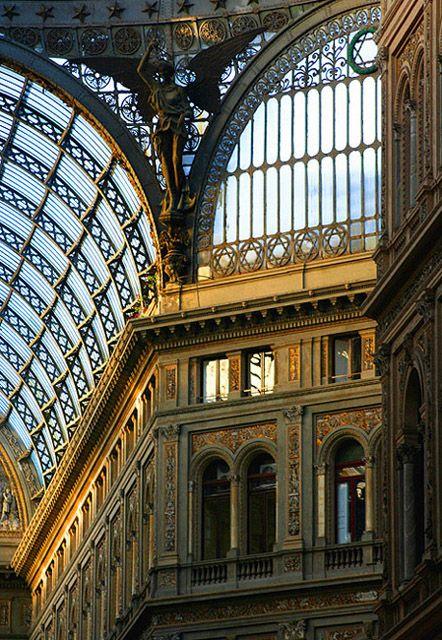 Gallery Umberto, Naples, Italy Copyright: Miguel Parra Jimenez