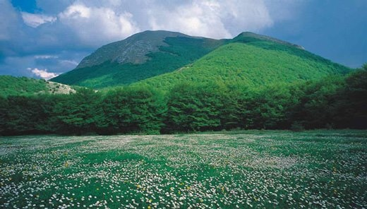 Parco del Monte Cucco, Umbria, Italia. www.motette.it