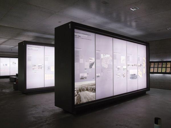 Weidner Händle / Gedenkstätte Bergen-Belsen / Exhibition / 2003