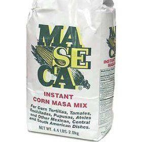 Maseca Corn Flour, 4.4 Lbs (Pack of 2)