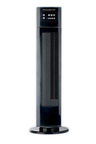 Rowenta VU6520F0 Ventilateur Colonne Eole Crystal: Price:103.43Puissance : 40WNombre de vitesses : 3TouchesOscillation…