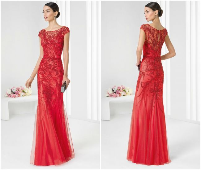 60 vestidos de fiesta Rosa Clará 2016 que no te dejarán indiferente Image: 8