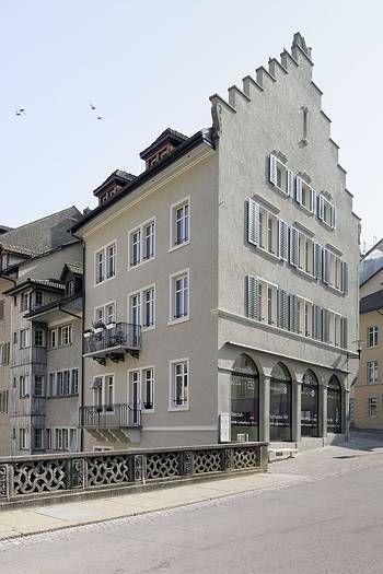 ALT_Sanierung Liegenschaft Altstadt, Brugg architektur herrigel schmidlin sia