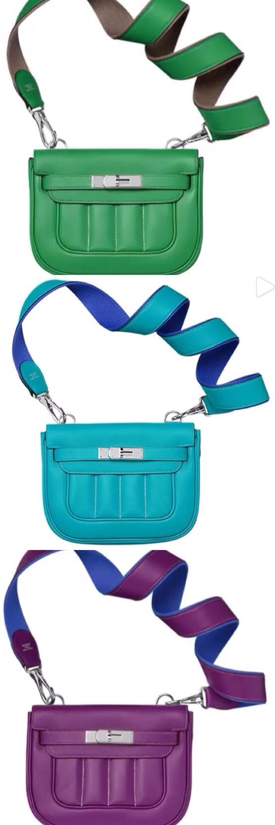 #Hermes mini Berline Bag-Summer 2015 Collage by #Luxurydotcom - pics twitter.com