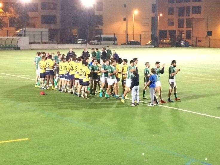 SENIORES - Resultado final #cascais #cascaisrugby #rugby   Cascais Rugby 67 x Lousã 0  SEMPRE A CRESCER, VIVA O CASCAIS!!!!
