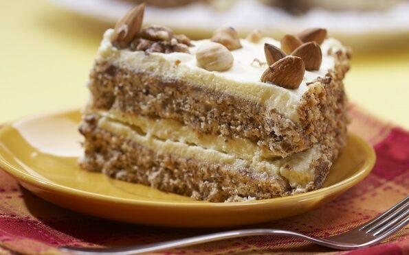"""Домашний """"Киевский торт"""""""