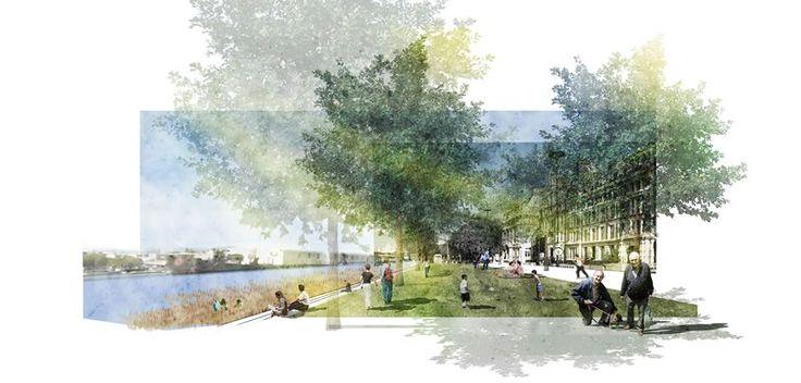 Shortlisted - High Line London - atmospheric visual