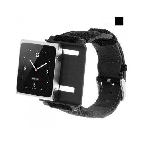 BinnBox Force Collection Watchband for 6th-Generation Apple iPod Nano