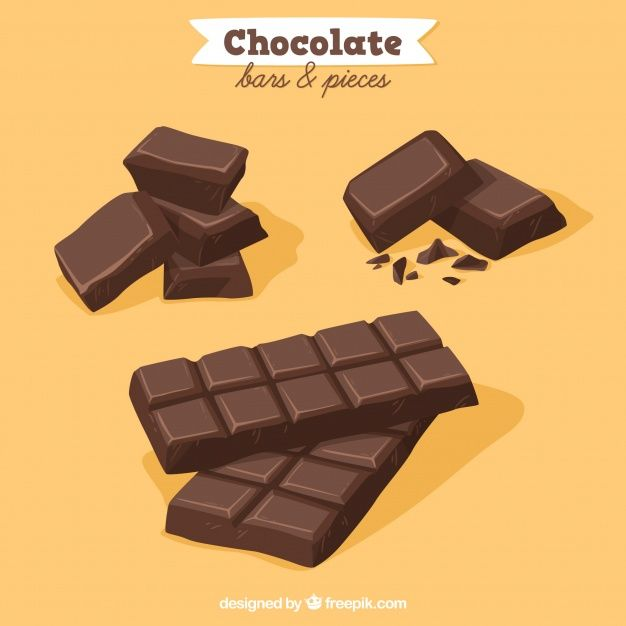 Collection Of Chocolate Bars And Pieces Chocolate Chocolate Assortment Chocolate Labels