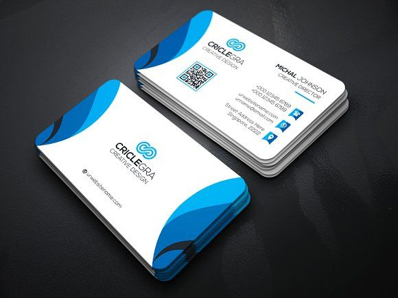 Best Professional Business Card Template Images On Pinterest - Professional business card templates