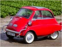 I want this car! 1959 BMW Isetta 300  http://money.cnn.com/gallery/autos/2013/08/13/cheap-cars-pebble-beach/index.html?source=cnn_bin