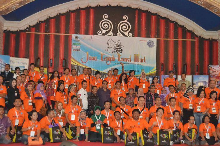 Jawa Tengah Travel Mart 2014
