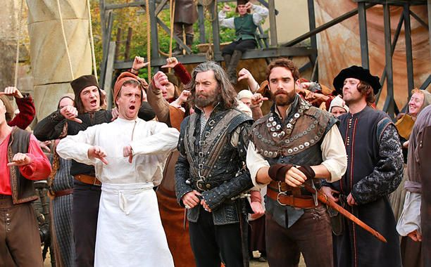 'Galavant' cast makes epic music video to thank fans trying to save show | EW.com