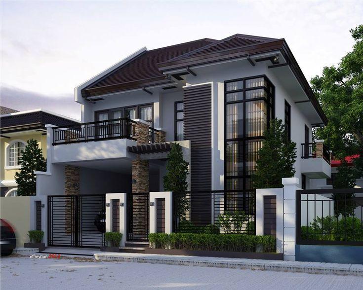 casa-villa-stile-moderno.jpg (960×768)