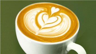 @TheCoupCalgary latte - I didn't take this pic but it fits the theme!