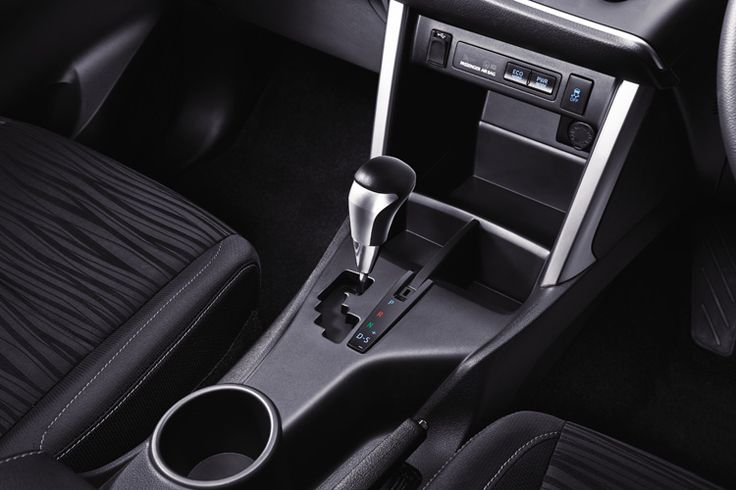 All New Kijang Innova type Q interior 4