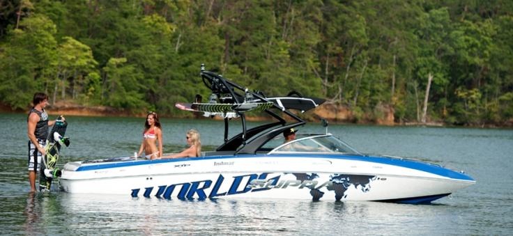 New 2012 Supra Boats Launch 242 Ski and Wakeboard Boat Photos- iboats.com