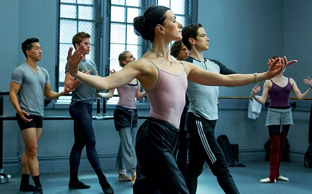"""The curtain is rising early on """"Flesh and Bone,"""" Starz's new gritty dance drama featuring a cast of 22 professional ballet dancers. Watch the entire first episode for free exclusively on EW.com!"""