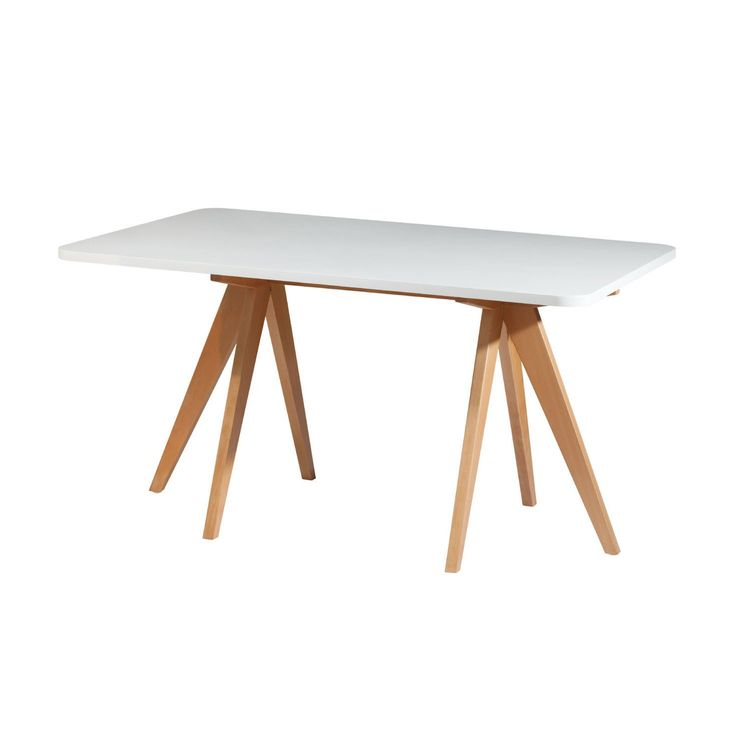 Angled Slopes Dining Table   Dotandbo.com   Ant Like Legs To Die For