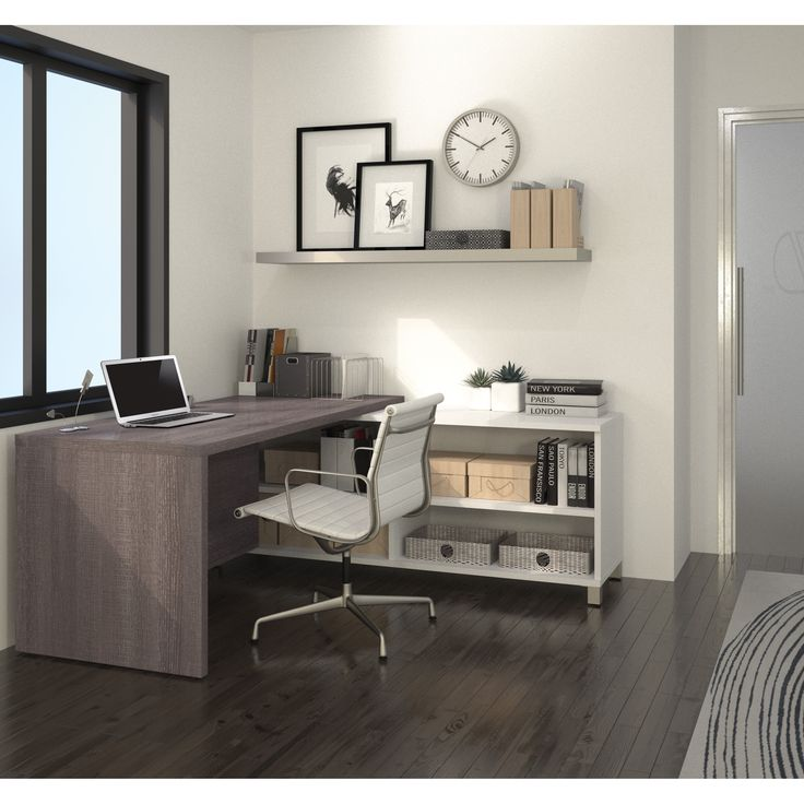 Pro-Linea has all the elements to create a modern and refined work environment. The clean lines of this collection bring a fresh look without compromising functionality and durability.