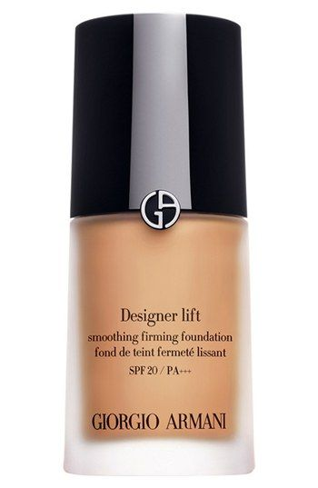 Women's Giorgio Armani 'Designer Lift' Smooth Firming Foundation SPF 20/PA +++ - 5.5