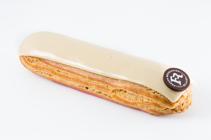 CARAMEL AU BEURRE SALÉ - ecler cu caramel cu unt sărat
