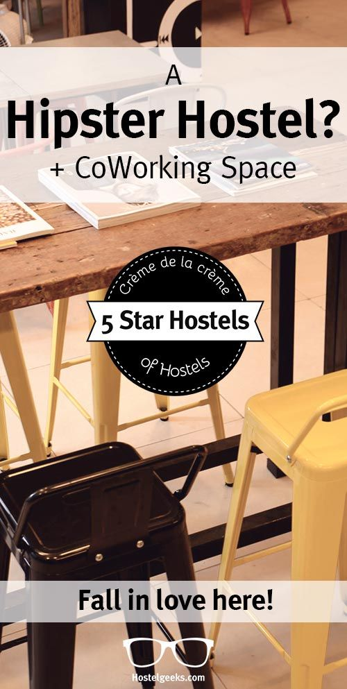 The Makati Junction Hostel combines a Hipster Hostel with a  CoWorking Space.   The result? A stunning a 5 Star Hostel in Makati, Philippines! http://hostelgeeks.com/makati-junction-hostel-manila
