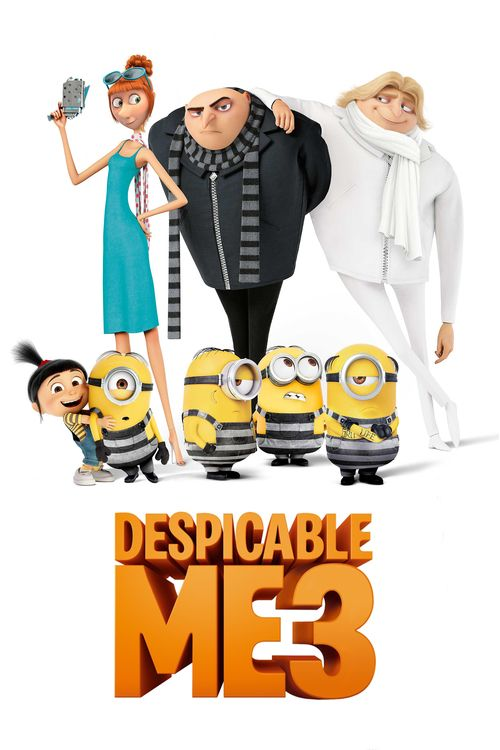 Watch Despicable Me 3 (2017) Full Movie Online Free