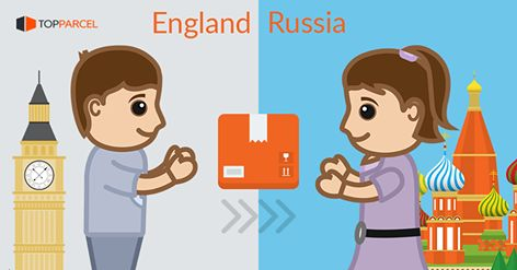 Topparcel.com - Send parcels in Russia and Europe Online