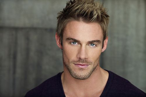 Jessie Pavelka would make a great Mr. Grey. 'Fifty Shades of Grey'