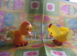 kinder surprise eggs are the chicks