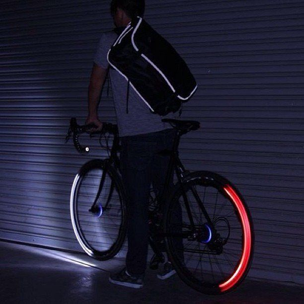 Revolights - $272 --Night time bike riders, this is a cheap price to pay for your life.  We can't see you from the back!