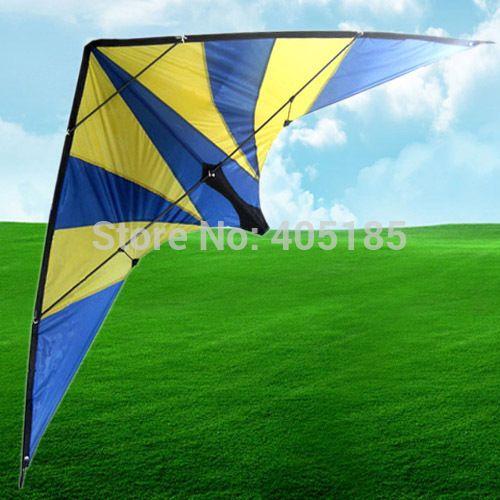 Envío Libre Diversión Al Aire Libre Deportes Varilla de Resina profesional edición Súper Rayo Truco Poder Vuelo de la Cometa(China (Mainland))