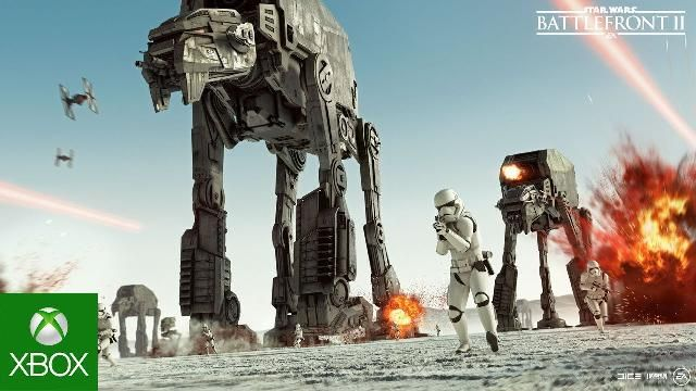 ICYMI: Star Wars Battlefront II - The Last Jedi Season