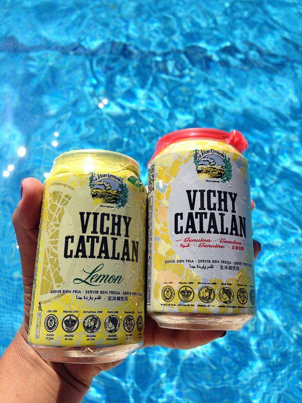 Vichy Catalán genuina o Vichy Catalán Lemon