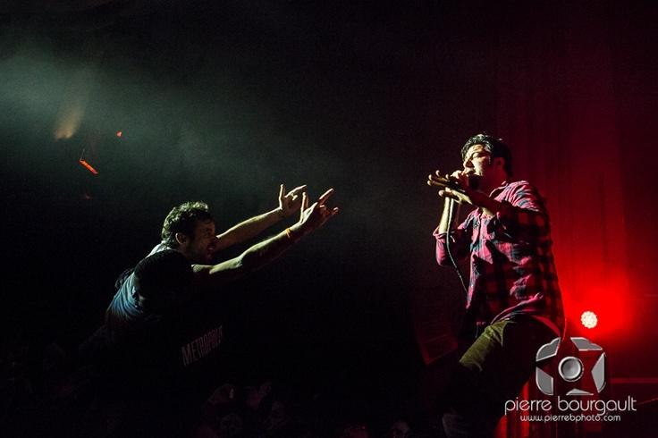 Deftones | Metropolis | Pierre B Photo | Montreal Music Photographer