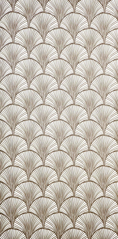 mimou wallpaper - nippon brown