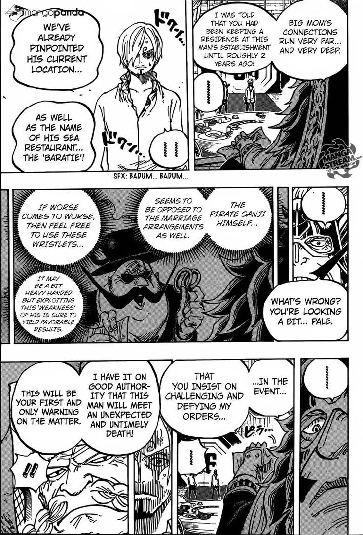 One Piece 839 - Read One Piece ch.839 Online For Free - Stream 3 Edition 1 Page 10-2 - MangaPark
