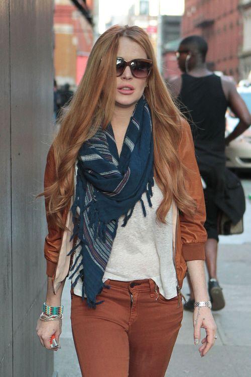 Lindsay Lohan ist schon öfter mit der Polizei in Berührung gekommen