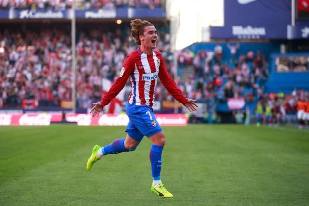 #rumors  Antoine Griezmann transfer: Chelsea will battle Manchester United for £86m Atletico Madrid forward this summer
