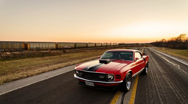 Ford Mustang 1970 Ford Mustang Mustang Car Wallpapers
