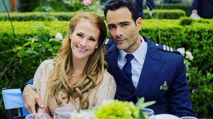 Angelica y Jose Luis ❤ #loquelavidamerobo #lqlvmr #telenovela #televisa #mexico #mexicana #angelica #joseluis