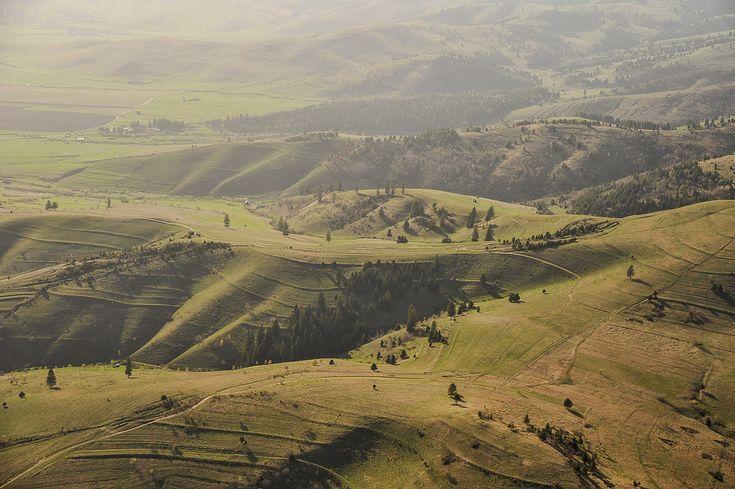 Transylvania Peisaj din Harghita. (  Dragoş Asaftei  )