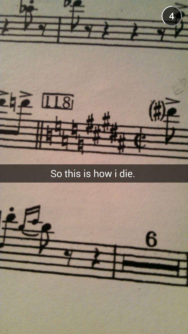 Key of (not convert) b on a c flat instrument. I think...